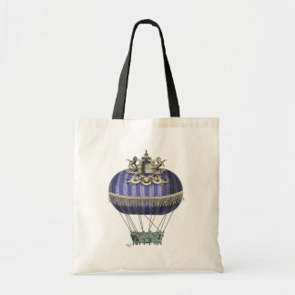 Baroque Balloon With Temple Budget Tote Bag