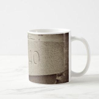 Barrack Markers Basic White Mug