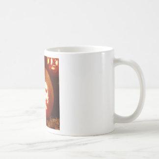 barrack Pumpkin Basic White Mug