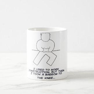 Barrow Basic White Mug