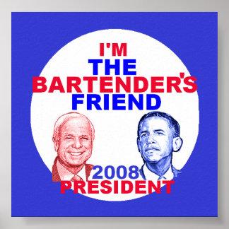 BARTENDERS Poster