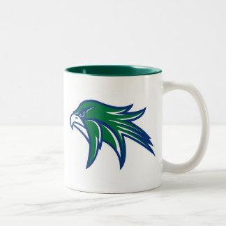 Bartlett Hawks Two-Tone Mug