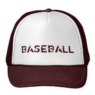Baseball Sports Fan Hat