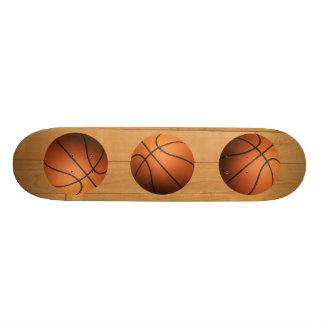 Basketball - 3D Effect Skateboards