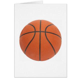 Basketball Fan Gifs Basketball Theme Gifts B-Ball Greeting Card