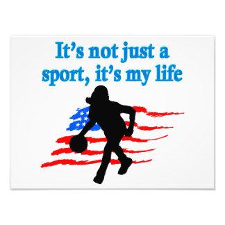 BASKETBALL IS MY LIFE PHOTOGRAPH