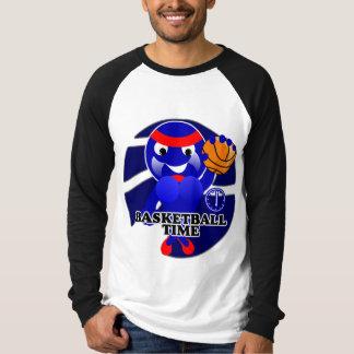 BASKETBALL TIME TSHIRTS