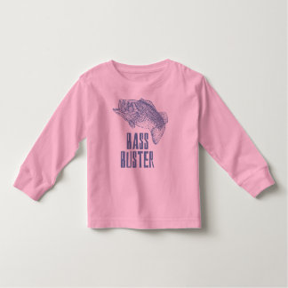 Bass Buster Toddler T-Shirt