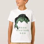 Bass Master's Son T-shirt