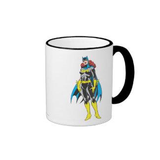 Batgirl Stands Ringer Mug