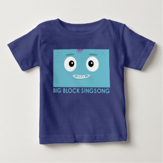 BBSS Fun Band Blue Baby T-Shirt