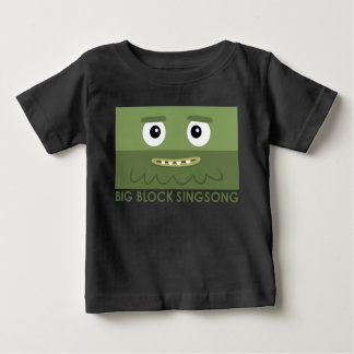 BBSS Fun Band Green Baby T-Shirt