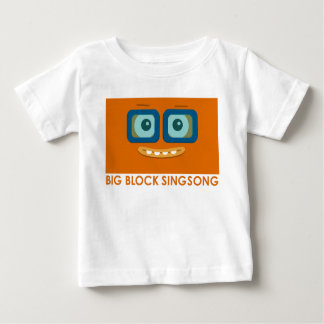 BBSS Fun Band Orange Baby T-Shirt