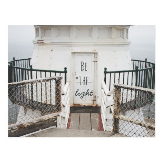 Be the Light - Point Reyes Lighthouse | Postcard