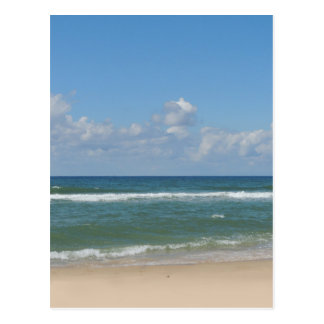 Beach Image Postcard