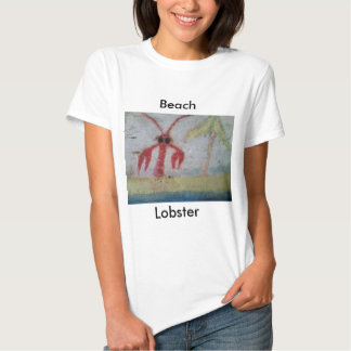 Beach Lobster T-Shirt
