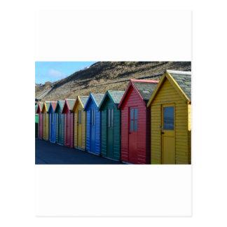 Beach side memories postcard