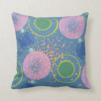 Beaded Planets Glaucous Cushion