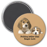 Beagle Buddies Magnet