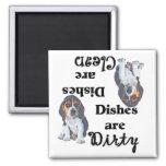 Beagle Puppy Lovers Dishwasher Magnet