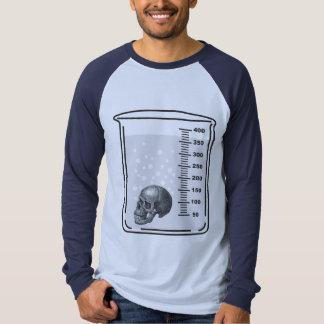 beaker skull shirt
