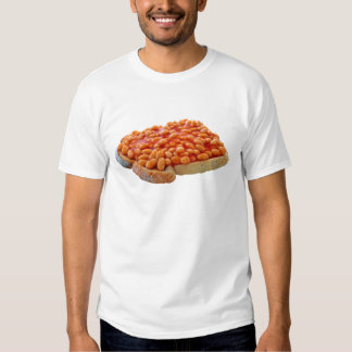 Beans on toast Men's T-Shirt