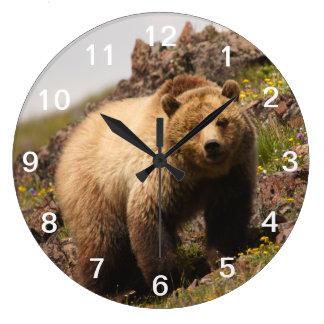 bear wallclocks