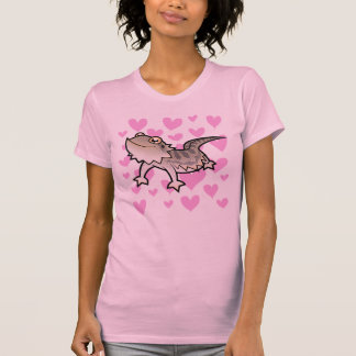 Bearded Dragon / Rankin Dragon Love T Shirt