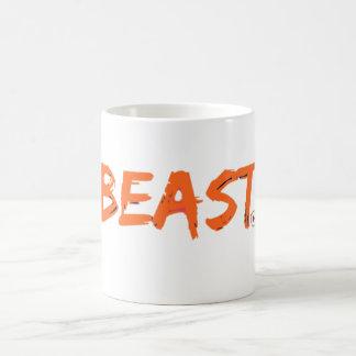 Beast 325 ml sulk basic white mug