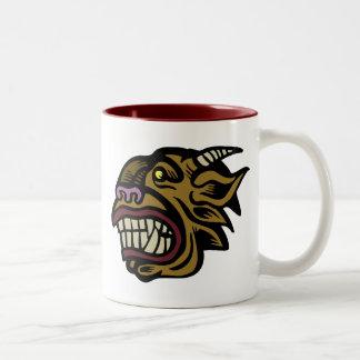 Beast Two-Tone Mug