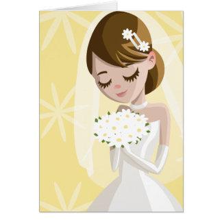 Beautiful Brides Greeting Card