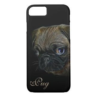 "Beautiful Dog Breed ""Pug"" iPhone 7 CASE"