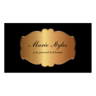 Beauty Hair Business Cards