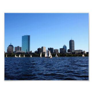 Beauty of Boston Print Art Photo