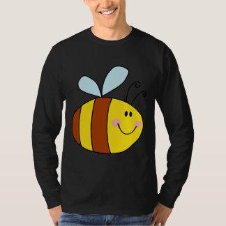 Bee Bees Bug Bugs Insect Cute Cartoon Animal Tee Shirts