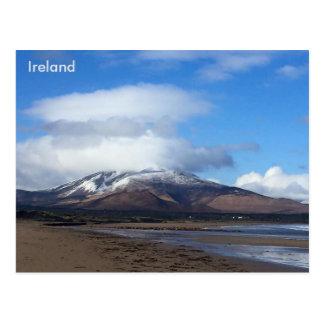 Beenoskee Mountain, Co. Kerry, Ireland Postcard