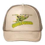 beer gives me superpowers cap