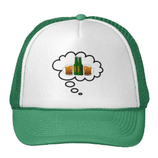 """""""Beer On My Mind"""" Hat"""