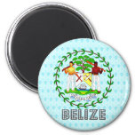 Belise Coat of Arms 6 Cm Round Magnet