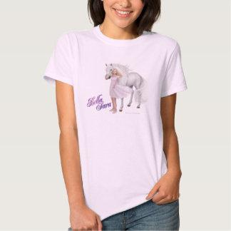 Bella Sara Pose 2 T-shirt