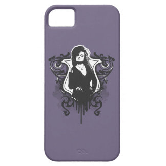 Bellatrix Lestrange Dark Arts Design Case For The iPhone 5