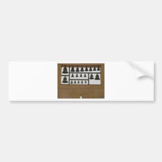 Bells Bumper Sticker