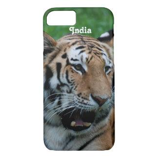 Bengal Tiger in India iPhone 7 Case