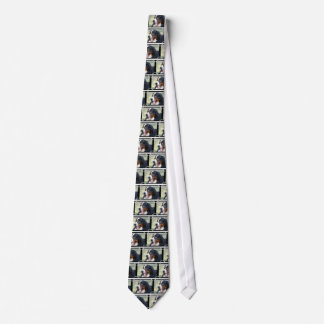 Bernese Mountain Puppy Necktie