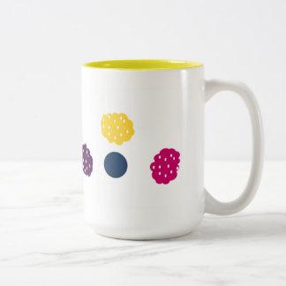 Berries Two-Tone Mug