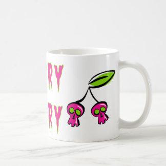 Berry Scary Basic White Mug