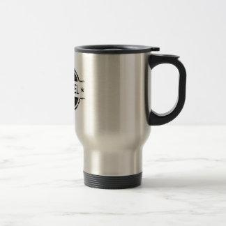 Best Role Model Ever Black Stainless Steel Travel Mug