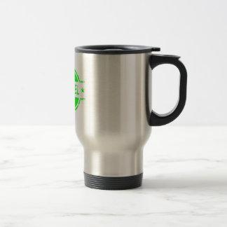 Best Role Model Ever Green Stainless Steel Travel Mug