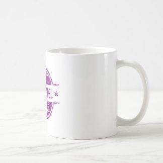 Best Role Model Ever Purple Basic White Mug