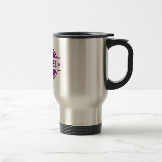 Best Role Model Ever Purple Stainless Steel Travel Mug